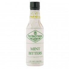 Bitters Fee Brothers Menta Gotas Amargas 5oz