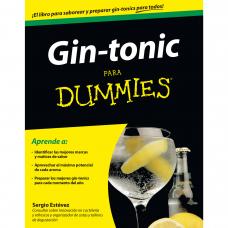 Libro: Gin Tonic Para Dummies