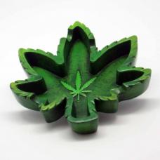 Cenicero Hoja Marihuana