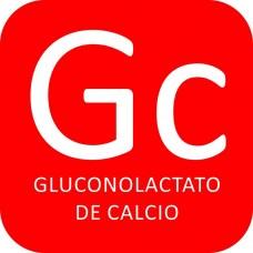 Molecular Gluconolactato De Calcio