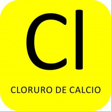 Molecular Cloruro De Calcio