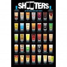 Afiche Shooters Shots